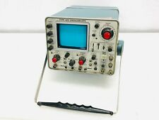 Vintage Tektronix 422 Portable Analog Dual Channel Oscilloscope