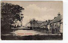 TOWNFOOT, AUCHINLECK: Ayrshire postcard (C8081)