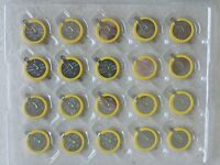 20X CR2025 SAVE COIN BATTERY REPLACEMENT WITH TABS! GAMEBOY COLOR GB! POKEMON!