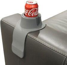CouchCoaster - el posavasos definitivo de bebidas para su sofá,  (Gris Acero)
