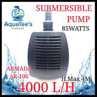 ARMADA AR-106 SUBMERSIBLE POND AQUARIUM WATER PUMP 4000L/H MARINE FOUNTAIN FISH
