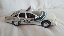 Road Champs Gilbert Police Department Diecast Vehicle 1:43 Scale 1995