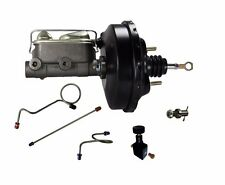 "1971 72 73 Cougar 9"" Power brake booster master cylinder kit FC0009HK NEW"