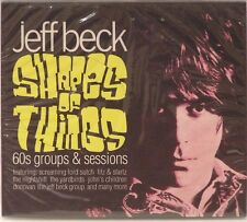 Jeff Beck  Shapes Of Things  60's Groups & Sessions LIKE NEW 26 Track CD 2003