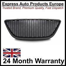 Honeycomb Debadged Badgeless Grille SEAT Ibiza 6J Mk4 2008 to 03/2012