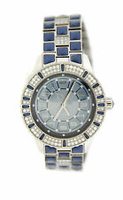 Christian Dior Christal Diamond Automatic Stainless Steel Watch CD114510M001