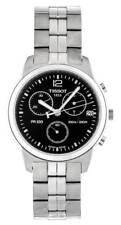 New Tissot T-Classic PR 100 Chronograph Black Dial Men's Watch T0494171105700