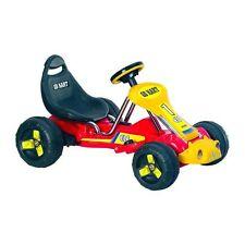 Lil' Rider Red Racer Battery Operated Go-Kart - Rechargeable