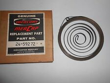 24-59272 NEW VINTAGE MERCURY 440 SNOWMOBILE RECOIL SPRING LOT A01