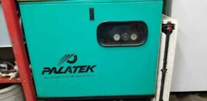 10Hp Palatek Screw Compressor