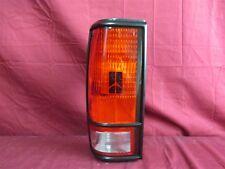NOS OEM Oldsmobile Bravada Tail Lamp Light Lens 1991 - 94 Left Hand