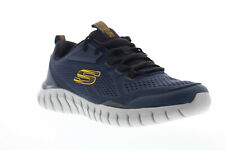 Skechers Overhaul 2.0 232013 Mens Blue Mesh Athletic Cross Training Shoes 11