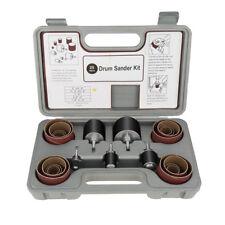 25pcs Spindle Sanding Drum Sander Tool Kit Set with Case for Drill Press en