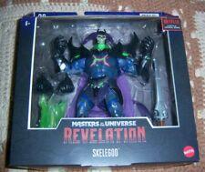 Mattel Masters Of The Universe Multiverse Revelatons Skelegod (Skeletor)