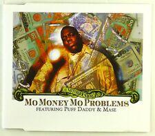 Maxi CD - The Notorious B.I.G. - Mo Money Mo Problems - A4390
