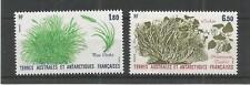 F.S & A.T 1987 PLANTS SG,221-222 U/MM NH LOT 5774A