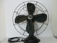 Vintage Robbins & Myers 1930~1935 3 Speeds Fan (Made in USA) Tested/Working