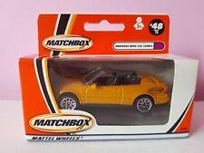 Matchbox 1-75 MB48 Mercedes CLK Cabriolet, selling superfast lesney