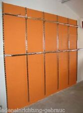 Regal Ladeneinrichtung Textil Wandregal Rückwandsystem Regalsystem LC4