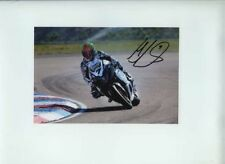Michael Laverty Relentless Suzuki BSB 2010 Signed 8