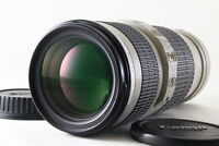 [AB Exc+] Canon EF 70-200mm f/4 L IS USM AF Zoom Lens w/Caps From JAPAN R4989