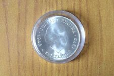 MONETA OLANDA NEDERLAND 10 GULDEN 1973 JULIANA REGINA ARGENTO 720 SUBALPINA Y