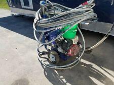Graco Gh933 Big Dog airless coating sprayer with hose, gun and feed pump