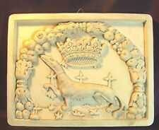 Bas relief Hermine Anne de Bretagne