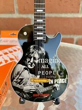 John Lennon / The Beatles - Exclusive Mini Guitars / 1:4 Scale