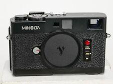【Mint】Minolta CLE 35mm Rangefinder Film Camera Body