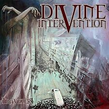 Divine Intervention - Traveler - great new US metal for Slayer / Mastodon fans