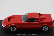 Autocult Ford Mach 2 Concept 1967 Red 1:43 Autocult 06014