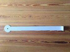 Wandhalterung für Kratzbaum Katzen grau 3 Stück, 63 cm Länge, unbenutzt