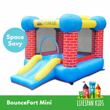 Inflatable Jumping Castle Bounce Slide Jump Toy BounceFort Mini Lifespan Kids
