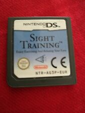 Sight Training Nintendo DS Game DSi DSi XL 3DS 2DS XL Game