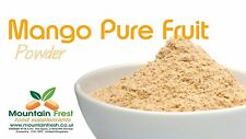 Mango Powder - Pure Dried Fruit - Natural Vitamin C 50g FREE UK Delivery