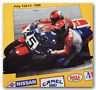 LAGUNA SECA MOTORCYCLE ROADRACE PROGRAM BUBBA SHOBERT KEVIN SCHWANTZ JIM FILICE