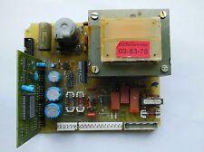 GLOWWORM ENERGY SAVER 100 COMBI PCB 801326