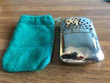 Vintage, Never Used, Pocket Hand Warmer, Made in Hong Kong