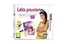 Léa Passion Vie de Fashionista * 3DS neuf sous blister VF