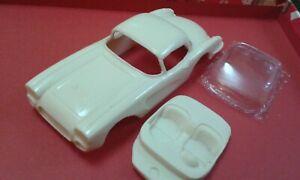 resin body car- CORVETTE C1-, version Le Mans
