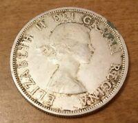 Canada 1958 Dollar Silver Dollar Totem Pole .800 1 year type