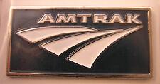 AMTRAK Railroad PIN (E) Track Logo