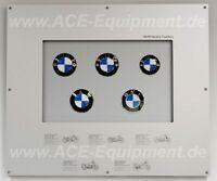 Minichamps Vitrine BMW 75 Jahre Automobil Diorama - 1:43 Limited Edition OVP