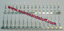 Male Servo Connector Pins Dupont PCB Pin Header 2.54 X30 30pcs bulk
