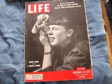 Life Magazine November 26, 1951