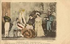 CARTES POSTALE CELEBRITE SARAH BERNHARDT L'AIGLON