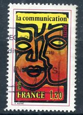 STAMP / TIMBRE FRANCE OBLITERE  N° 1884  LA COMMUNICATION