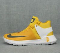 Nike KD Trey 5 IV Yellow White Promo Basketball Shoes 856484-771 Men's Size 16.5