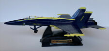 F-18 Hornet Blue Angels 1/72 Scale Diecast Model by MotorMax